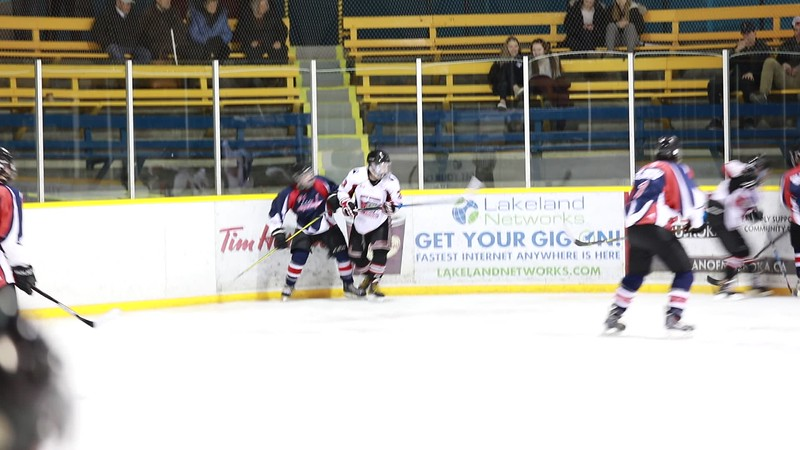 Midget AE vs Walkerton March 3 2018 video