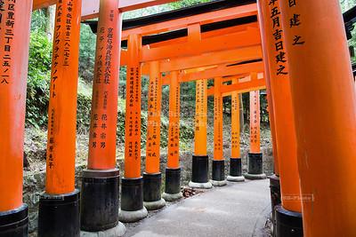 Japan - Kyoto - Fushimi Inari Shrine