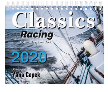 2020 Classics Racing CALENDAR
