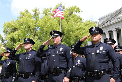 California Peace Officer Memorial Ceremony