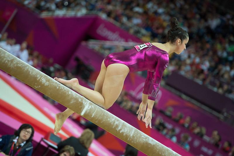 __02.08.2012_London Olympics_Photographer: Christian Valtanen_London_Olympics__02.08.2012__ND43895_final, gymnastics, women_Photo-ChristianValtanen