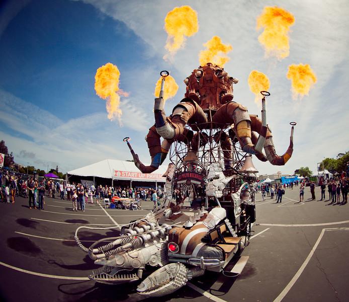 Bay Area Maker Faire, 2014