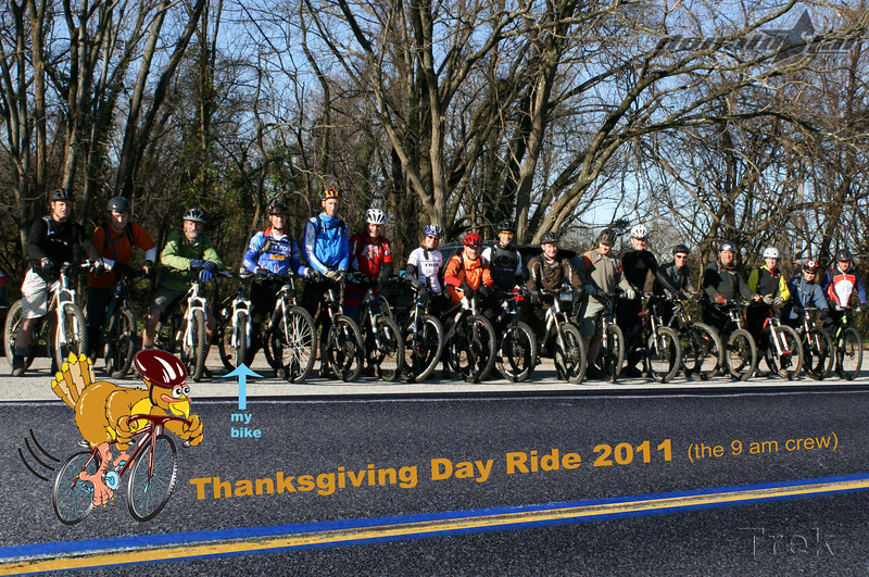 thanksgiving day ride 2011 9am crew.jpg