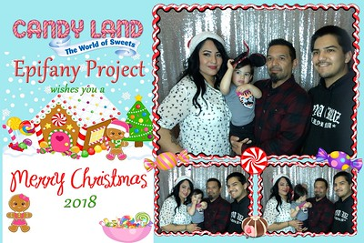 Epifany Project Holiday Party 2018
