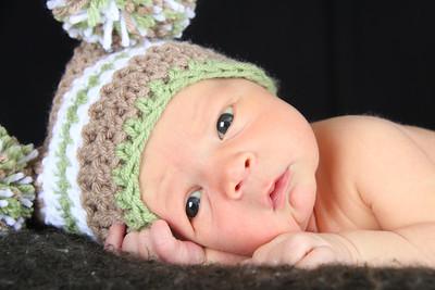 William (8 days old)