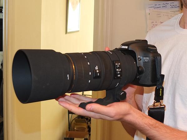 Sigma 80-400mm EX DG APO OS Lens