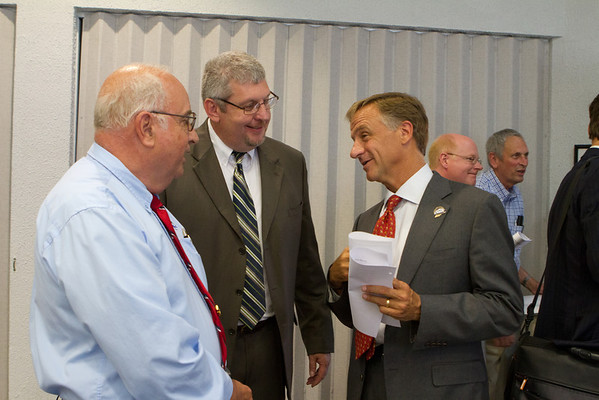 Bill Haslam Visits Schools - August 2011