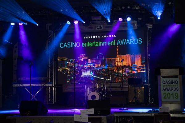 Casino Entertainment Awards 2019