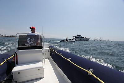 Congressional Cup Yacht Racing (April 12, 2014)