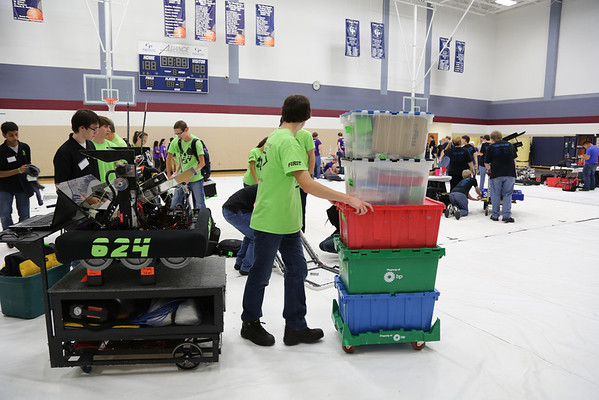 Robot Remix Tournament 11-2-13