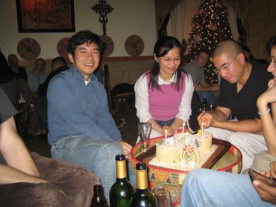 Ethiopian Dinner Dec 2005