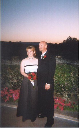 Our Wedding April 24, 2004, @ the JW Marriott in Palm Springs