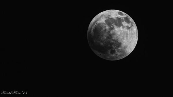 March 2014 Lunar Eclipse