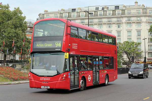 RATP London Sovereign / London United