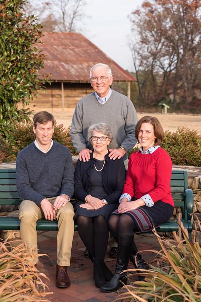 Derstine Family 2016