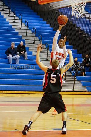 Boys JV Basketball v Madison 1/23/15