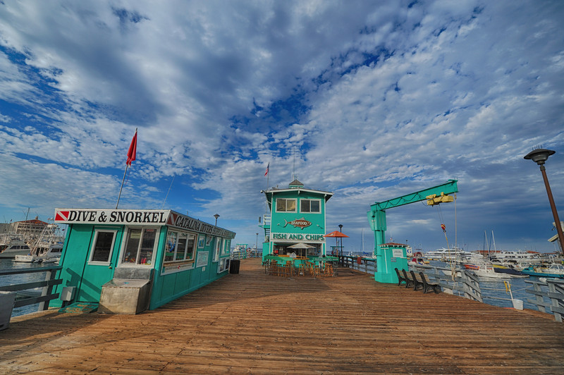 The Pier on Catalina