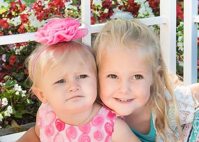 Mia and Chloe 2017