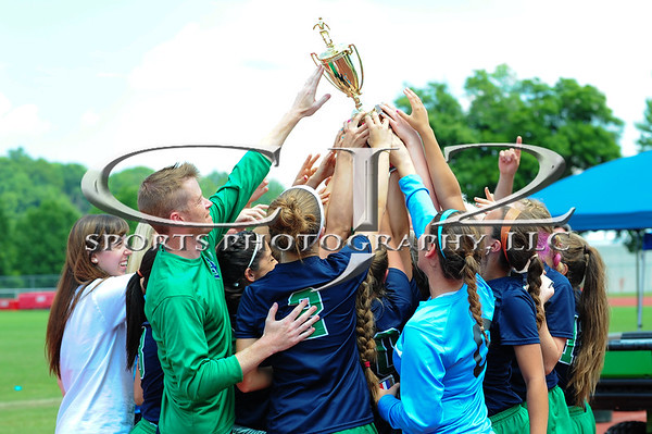 6-9-2013 Woodgrove vs Briar Woods Girls Soccer VHSL States Final