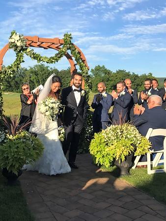 Kelsey's Wedding  - July 29, 2017