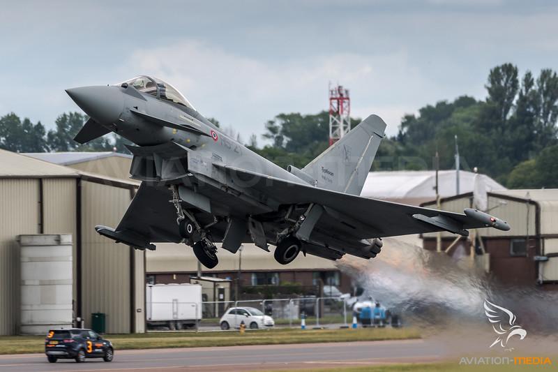 Aeronautica Militare RSV / Eurofighter Typhoon / RS-21