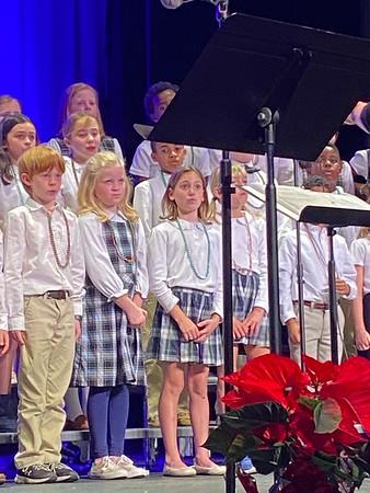 Lower School Winter Choral Concert 2019