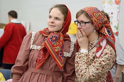 Maslenitsa at Michigan Russian Cultural Center