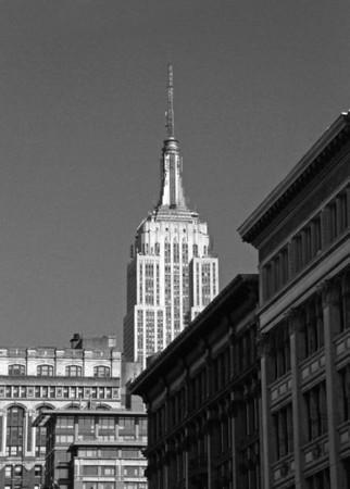New York October 2007