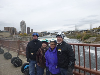 Minneapolis: October 17, 2020 (2:30 pm) (Ray)