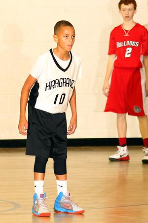 MS Basketball v LCA