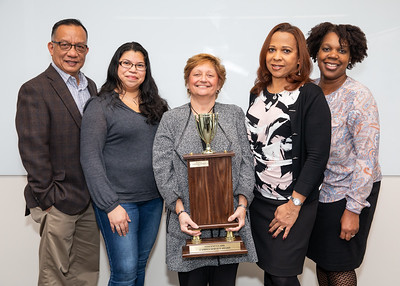 LS 167-2018 Battle of the Divisions Trophy