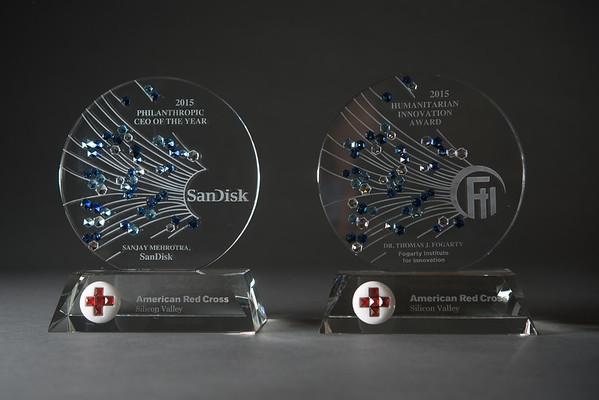 Red Cross Awards