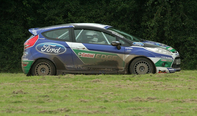Barry Lindsay - Castrol Edge Search for a Rally Star (18th of August 2012)