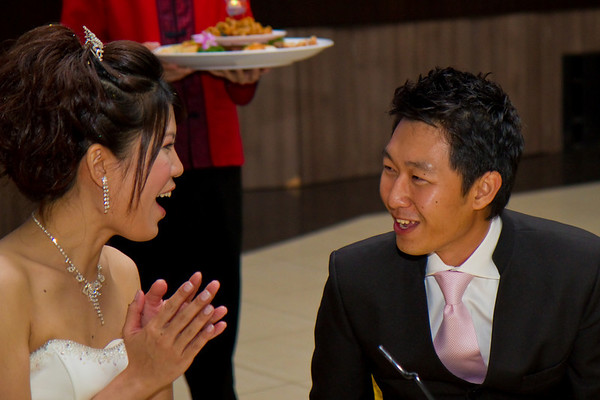 Wee Charm & Pek Pek Wedding Reception