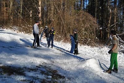 Winter Camp Jan 2014