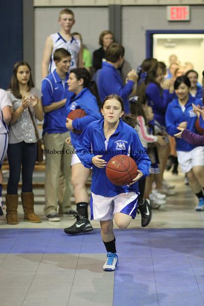 2013-14 Varsity Girls Basketball