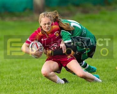Llanelli Wanderers Girls u18 v Whitland Girls u18