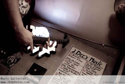 1/22/10 J Dee's Landing
