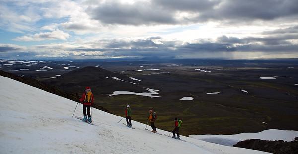 Tungnafellsjökull 2015
