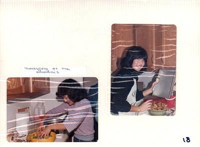 1983 Thanksgiving & Christmas