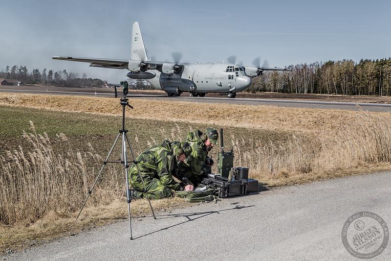 Mobile ATC
