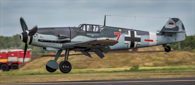 Messerschmidt Me-109 (Hispano Buchon)