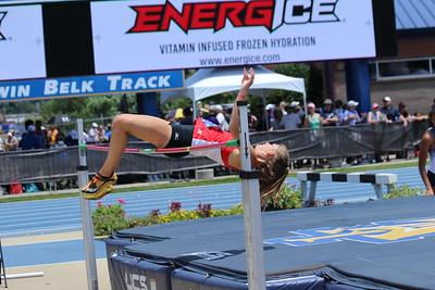 Girls EE High Jump