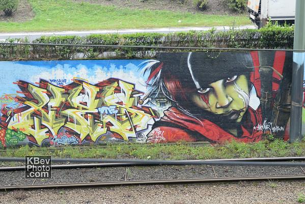 Der Wand, Brussels (Jul 14)