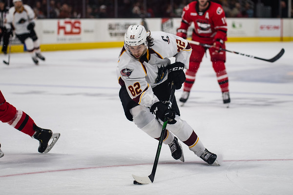 Cleveland Monsters 11-3-19