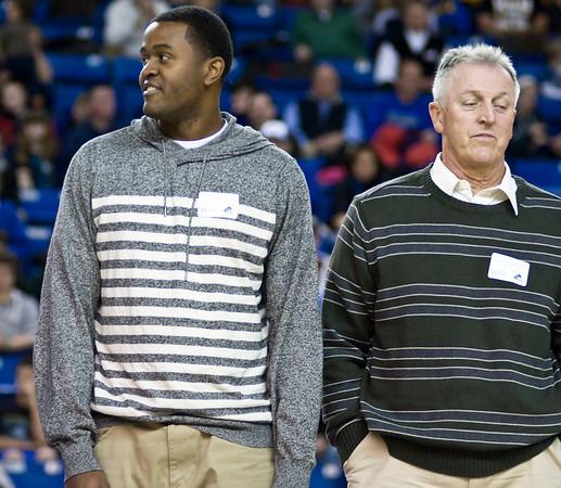 Delaware Basketball Alumni