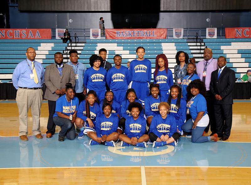 Plymouth 1A basketball 2016