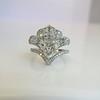 1.65ct Antique Shield Shape Diamond