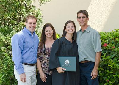 Erica's Graduation 5-09-2011