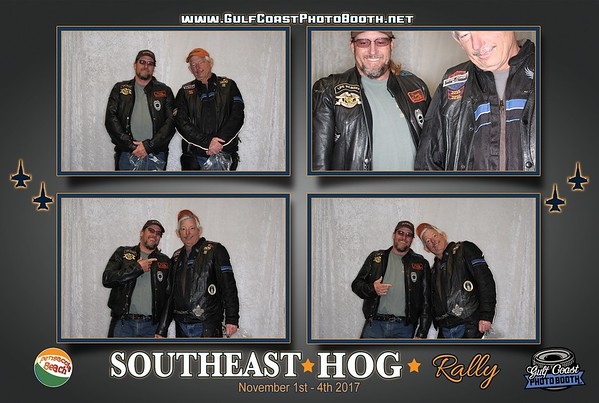 Southeast HOG Rally Nov 1 Photo Booth Registration